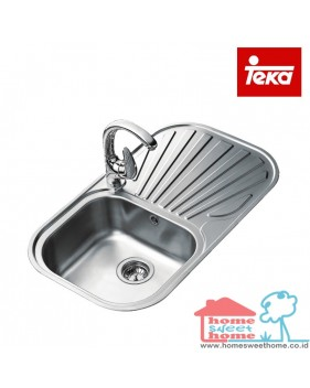 Sink Teka Stylo 1B 1D Stainless steel