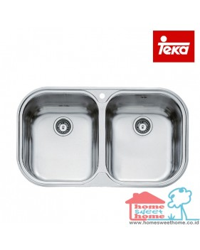 Sink Teka Stylo 2B Stainless steel