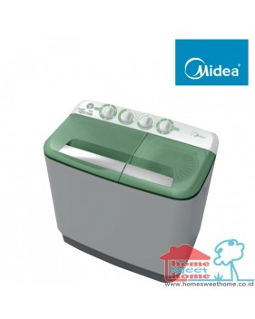 mesin cuci midea twin tube (11kg)