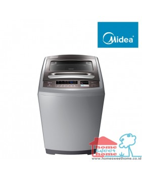 mesin cuci midea top loading (8.0kg)