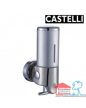 Single Soap Dispenser 1256706-SL CASTELLI