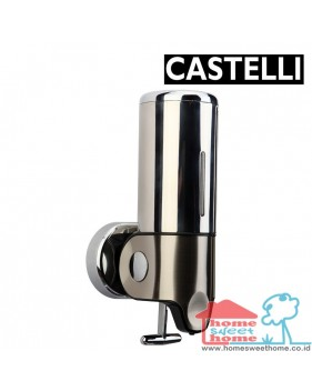 Single Soap Dispenser 1256706-SS CASTELLI