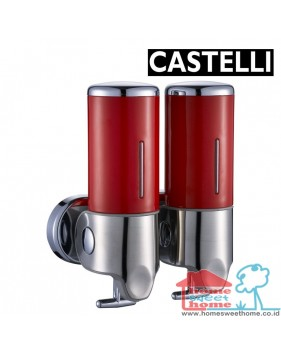 Single Soap Dispenser 1256707-RD CASTELLI