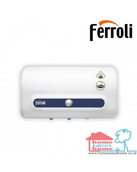 Water Heater Ferroli QQ 15 Liter (blue)