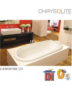 Bathtub Chrysolite Clementine 172