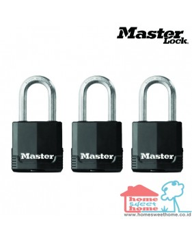 Master Lock Covered Laminated Steel Padlock tipe M115EURTRILF