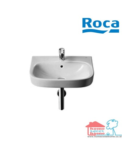 Roca Debba Wall Basin With Taphole 550x440