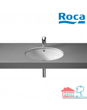 Roca Berna Under Countertop Basin With Overflow 664x424