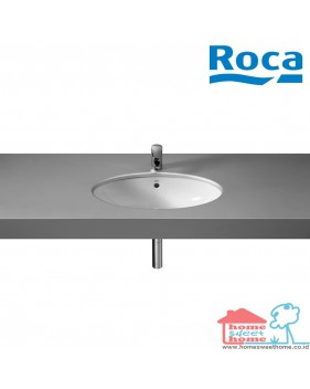 Roca Berna Under Countertop Basin With Overflow 560x420