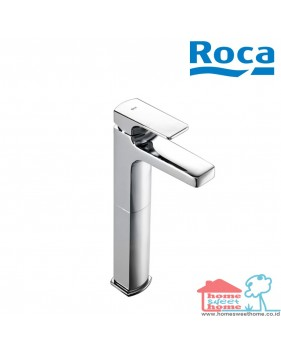 Roca Escuadra High Neck Basin Mixer