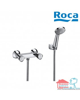 Roca Brava Wall Mounted Shower Mixer