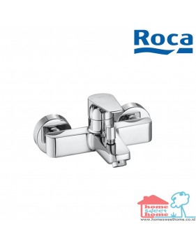 Roca Atlas Faucet Wall Mounted Bath Shower Mixer