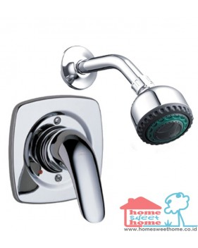 AMERICAN STANDARD KRAN SAGA IN WALL SINGLE-LEVER BATH&SHOWER MIXER WF-1522.701.50