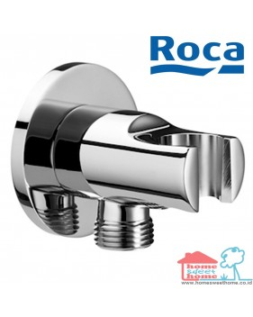 Roca Water Supply Aqua Round With Shower Bracket