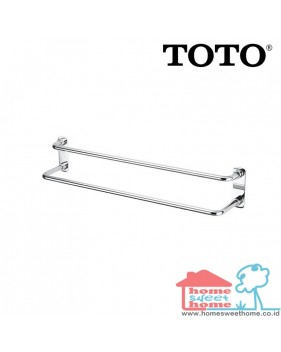 Double towel bar TOTO TX5W