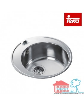 TEKA SINK Centroval 1B Stainless