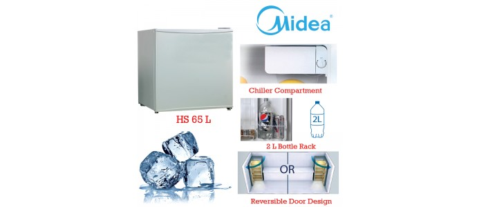 Kulkas Mini Bar Midea
