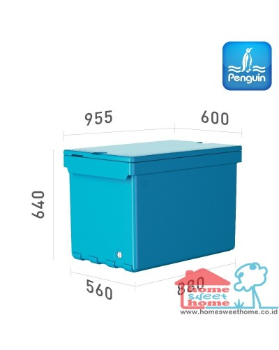 cool box penguin CB 220