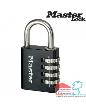 Master Lock Black Paint Finish type 7640DBLK