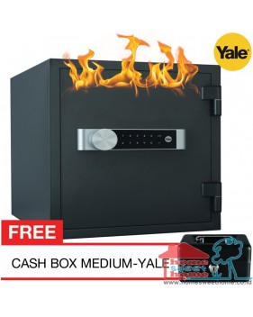 Yale Safe Deposit Box YFM 420FG2 anti api