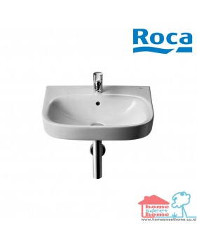 Roca Debba Wall Basin With Taphole 500x420