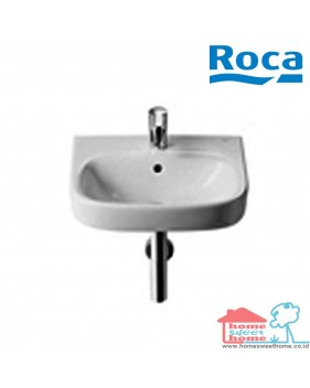 Roca Debba Wall Basin With Taphole 450x370