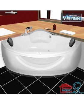 Meridian Bathtub Aquamarine
