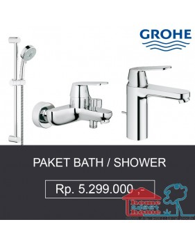 Paket grohe bath / shower