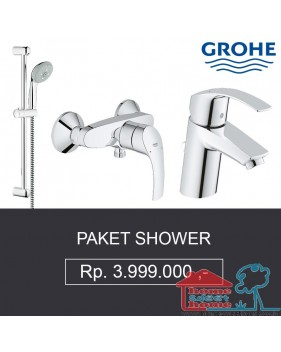 Shower package