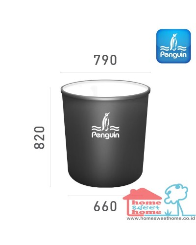 Penguin Cylinder Open-Top Tank TS 30